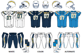 275px-NFL_Chargers_uniforms